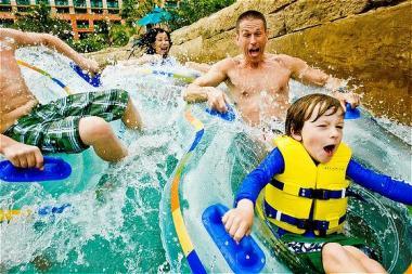 Family Adventure in the Bahamas