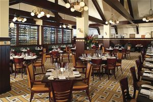 Seafire Steakhouse, Atlantis, Bahamas