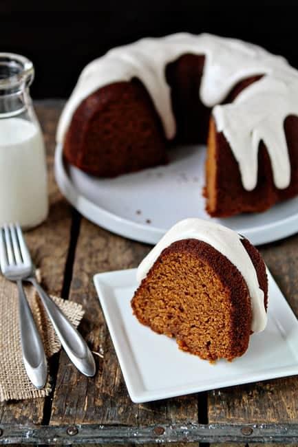 Pumpkin Bundt Cake My Baking Addiction