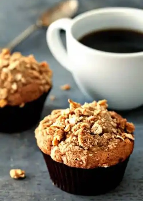 Post image for Apple Pie Muffins