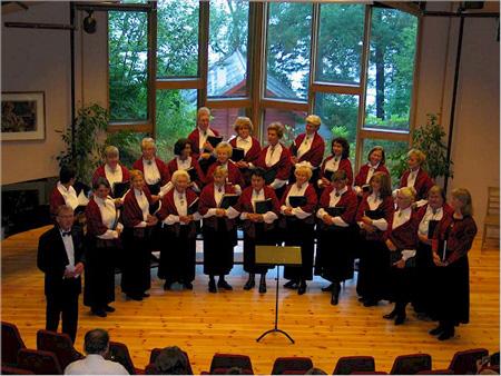 Norwegian Ladies Chorus of Seattle, Wash.