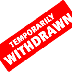 Temporarily Withdrawn