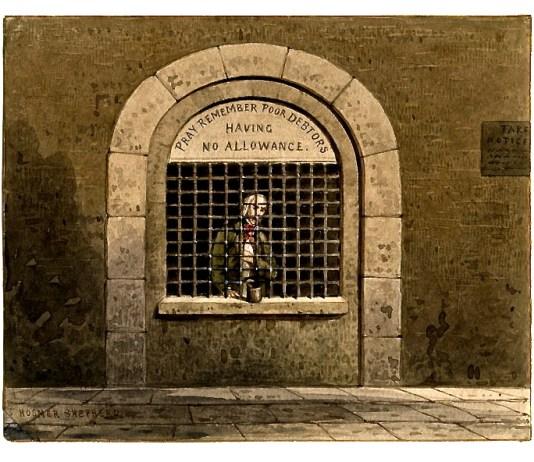 bankruptcy history