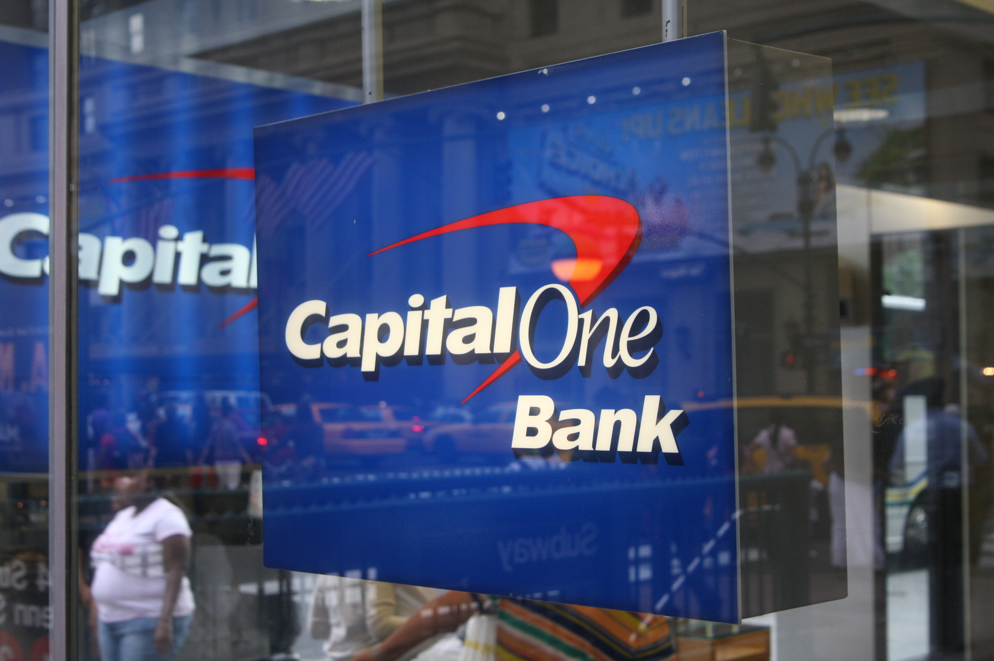 Capital One Personal Online Banking