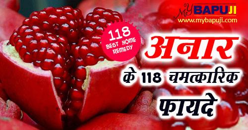 Anar ke Fayde in hindi