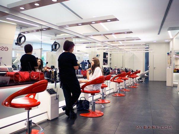 Salone-Franco-Curletto-Milano-fusio-dose-kerastase-Cora aiuta Chiara nella scelta del trattamento ideale per i suoi capelli-mybarr #myhairtransformation