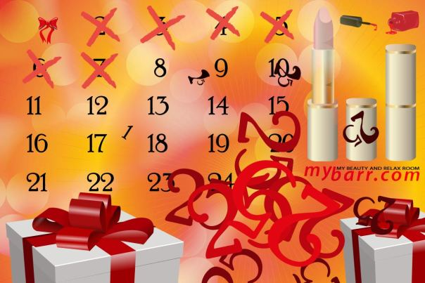 calendario avvento beauty 2017 online mybarr