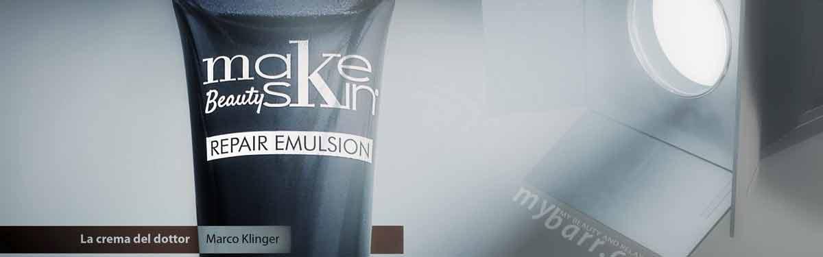 La crema make skin beauty del dr. Klinger provata da mybarr