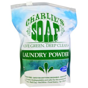 charlie's sweet smelling laundry detergent