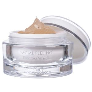 vivo facial peeling mask