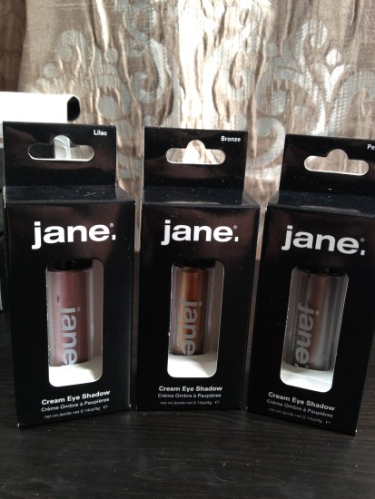 Jane cream eyeshadow