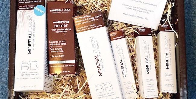 Mineral Fusion Cosmetics