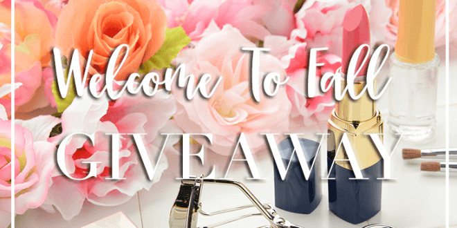 Fall Beauty Giveaway