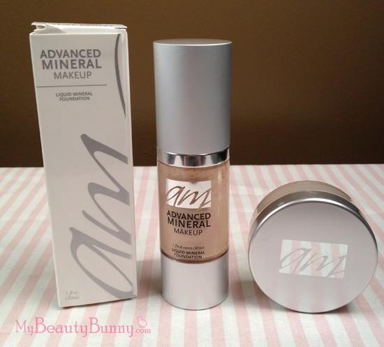 Advanced Minaeral Makeup