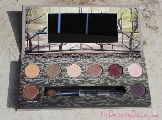 Pure Minerals Beautiful Creatures Palette