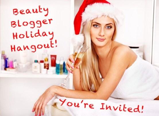 Beauty Blogger Hangout on Air