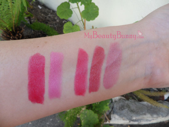 Wet N Wild cruelty free lipstick