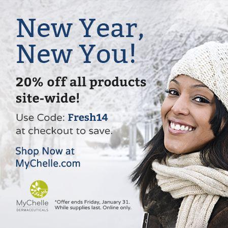 MyChelle Sale