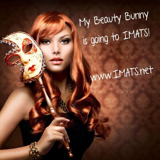 IMATS 2013 My Beauty Bunny
