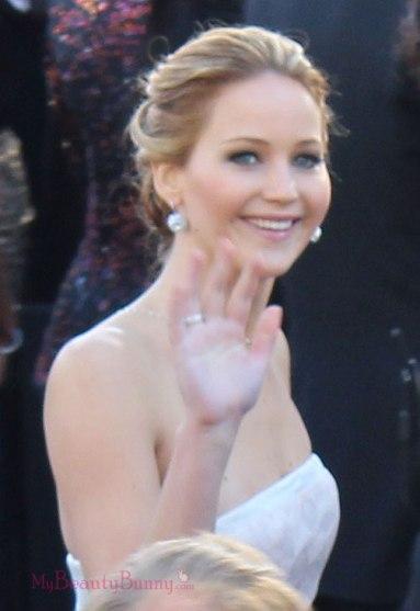 Jennifer Lawrence - Winner Best Actress
