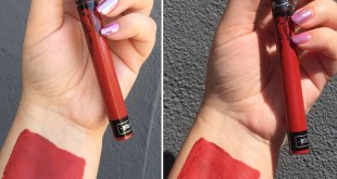 Kat Von D Project Chimps Lipstick Swatches