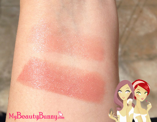 Red Apple Lipstick Swatches