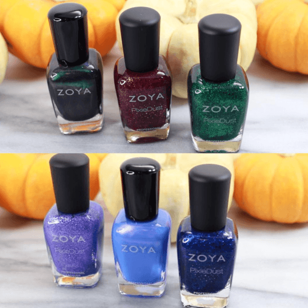 Zoya Enchanted Collection - Holiday 2016