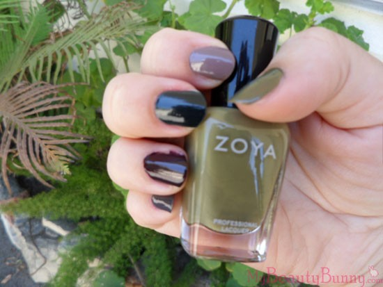 Zoya Smoke and Mirrors