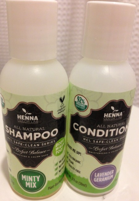 Henna Products