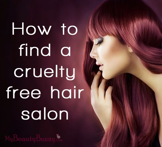 how to find a cruelty free salon