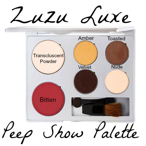 Zuzu Luxe Peep Show