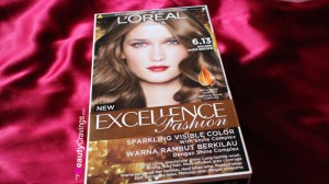 Loreal Excellence Fashion