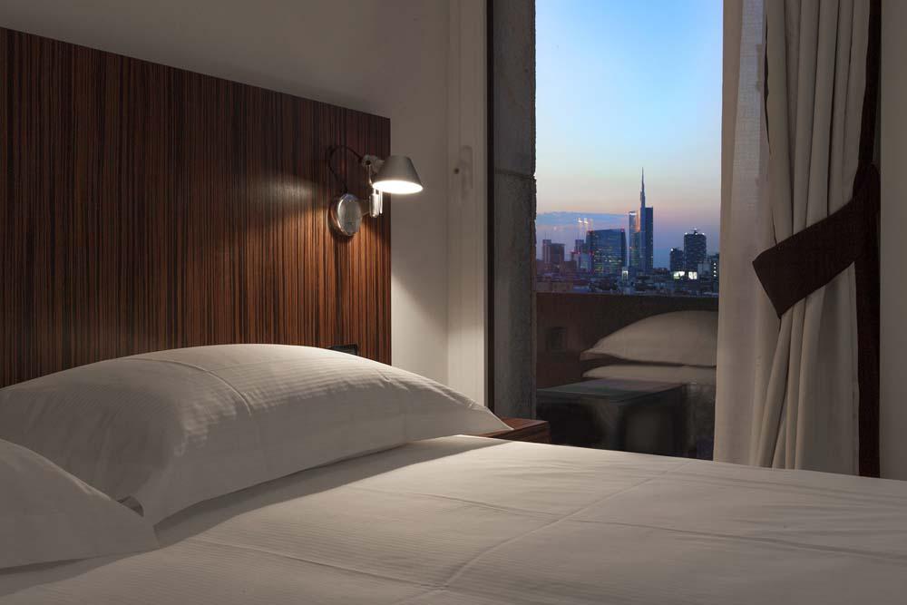 Camere montenapoleone u my bed milano