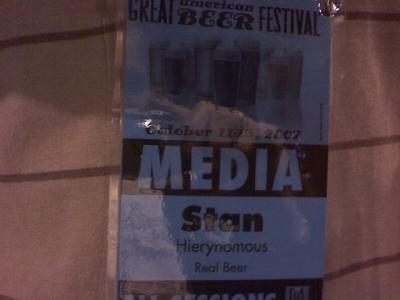 Stans' Badge