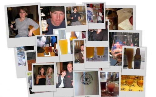 Share your beer pix live with us this Memorial Day weekend!