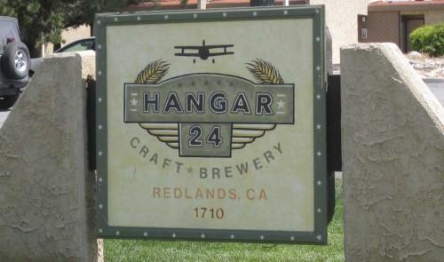 Hangar 24 Craft Brewery, Redlands, CA