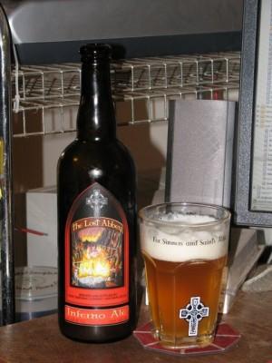 Inferno Golden Ale