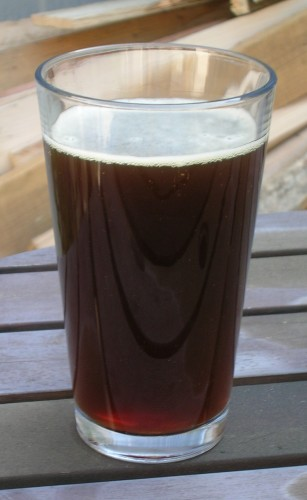Lucas's Double Red Homebrew