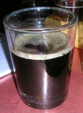 Nitro Coffee Obsidian Stout