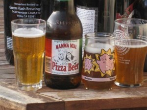 The (in)Famous Pizza Beer