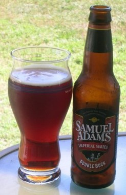 Samual Adams Imperial Double Bock