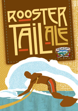 Rooster Tail Ale - Cascade Lakes Brewing Co.