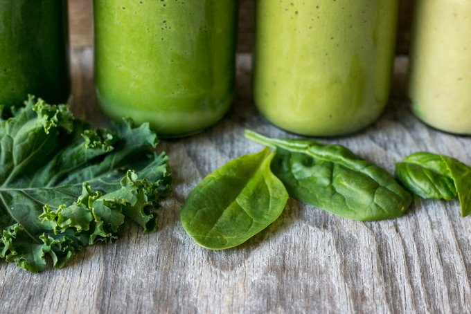 Healthy green smoothie guide 3