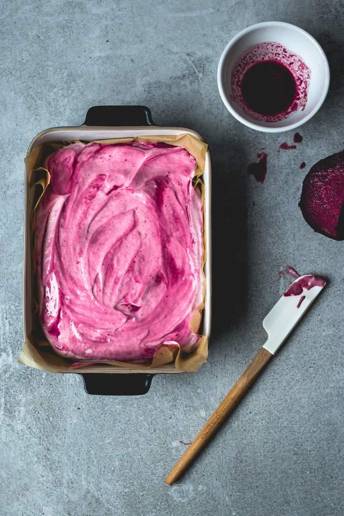 Vegan gluten-free Strawberry cheesecake bites. Myberryforest.com