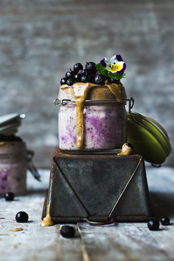 Porridge for breakfast, lunch, snack and dessert. Porridge cookbook out now! Myberryforest.com