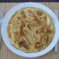 German Apple Pancakes for the Perfect Brunch