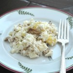 German Waldorf Salad - As we Make it in Germany