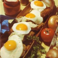 Chicken Malakow - Special German Chicken Egg Recipe
