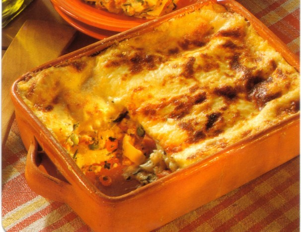 german vegetable Lasagne