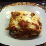 German Pumpkin Lasagne - Pumpkin Recipes